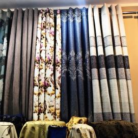 ขายส่งผ้าม่านทั่วประเทศ ตลาดผ้าม่านพาหุรัด มีร้านจำหน่ายปลีกและส่งผ้าม่านติดถนนพาหุรัด
